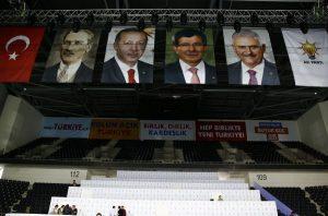 AK Parti Olağanüstü Büyük Kongre Çalışmaları